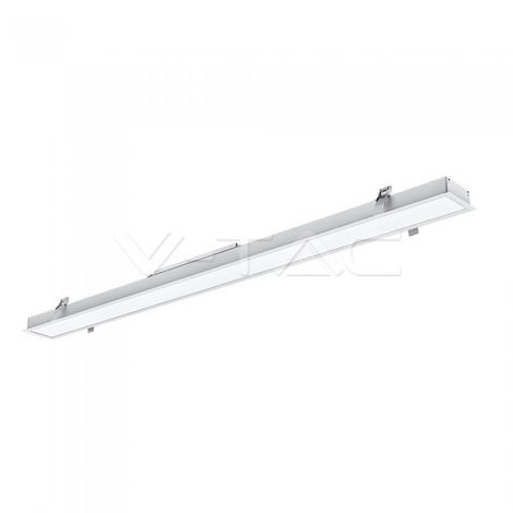 Módulo empotrable lineal LED Samsung 40W Plata LINKABLE