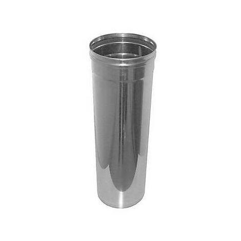 Módulo Extensible Inox Estufa Pellets 65 - 373 mm D-80