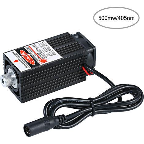 Modulo laser 500mw enfocable de grabado del CNC de grabado laser /