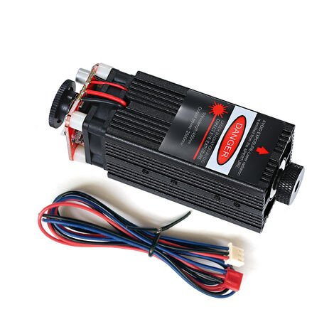 Modulo laser enfocable 2500mW de grabado del CNC de grabado laser /