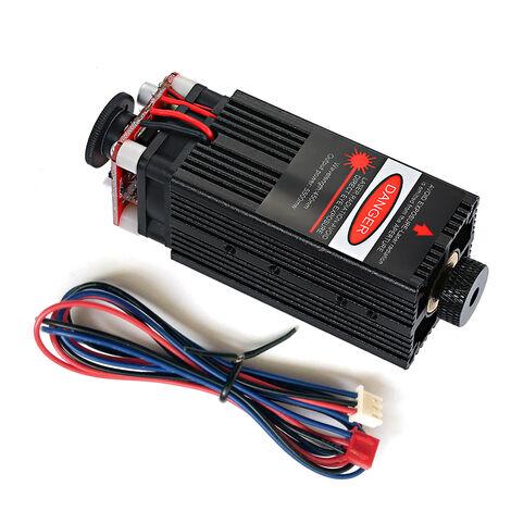 Modulo laser enfocable 5500mw de grabado del CNC de grabado laser /
