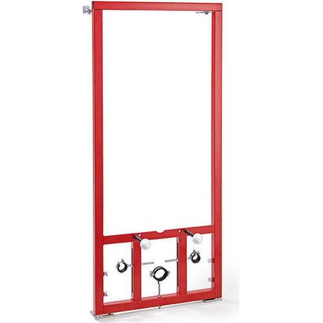 Modulo per installazione di bidet sospesi su pareti prefabbricate