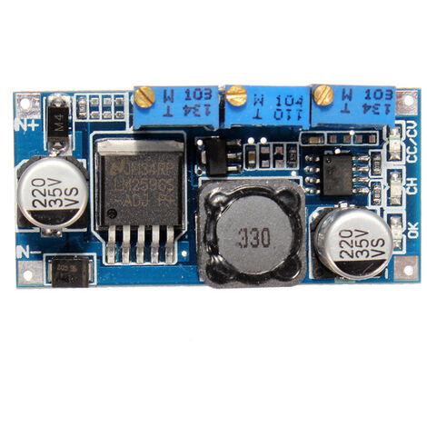 Módulo reductor de corriente de voltaje LED de carga constante