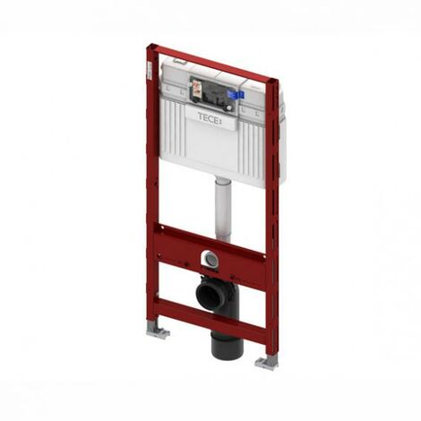 Módulo WC TECEprofil con cisterna Uni, altura total 1120 mm - 9300000