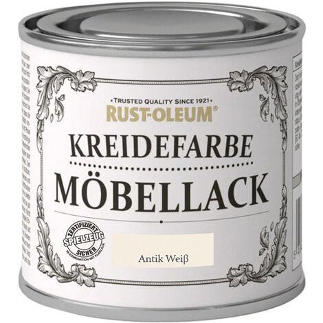 Moebellack Antikweiss 125ml