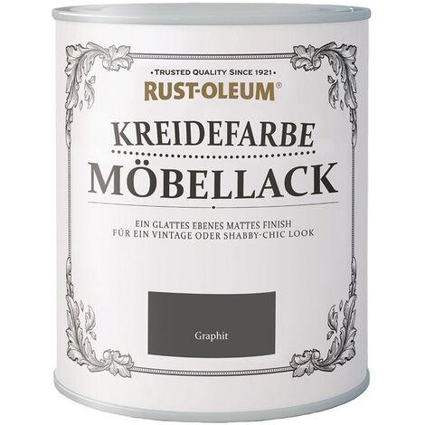 Moebellack Graphit 750ml