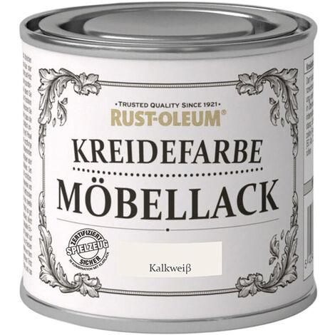 Moebellack Kalkweiss 125ml