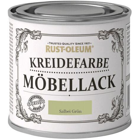 Moebellack Salbei Gruen 125ml