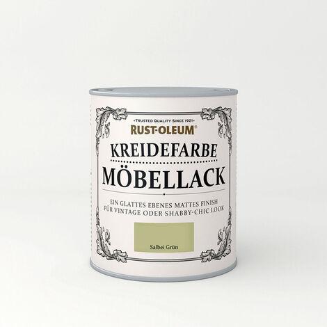 Moebellack Salbei Gruen 750ml