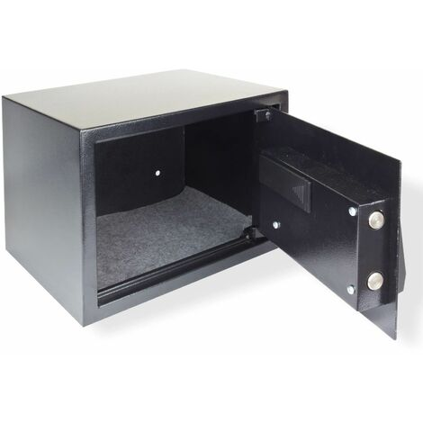 Möbeltresor Wandtresor Tresor Safe Wandsafe Geldschrank Digital 22 L, 35x27x25cm