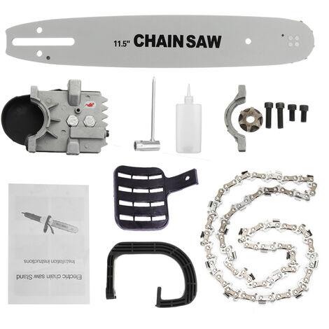 Mohoo Angle Saw 11.5 '' Chainsaw Chain Bracket Kit