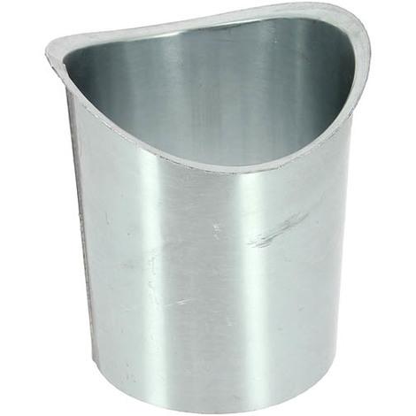 Moignon cylindrique zinc - Différentes dimensions disponibles