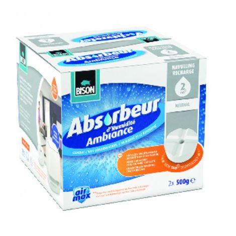 Moisture absorber refill bag