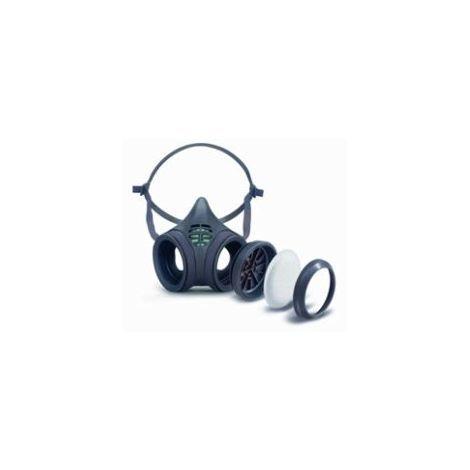 Moldex 8082 Pre-assembled Half Mask FFP3 Resuable Size Meduim