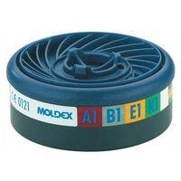 Moldex 9400 ABEK1 Gas Filter Cartridge Wrap of 2
