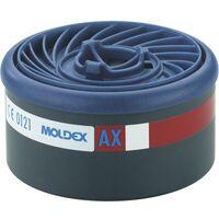 Moldex 960001 Filtro per gas EasyLock® Filtro-livello protezione: AX 8 pz.