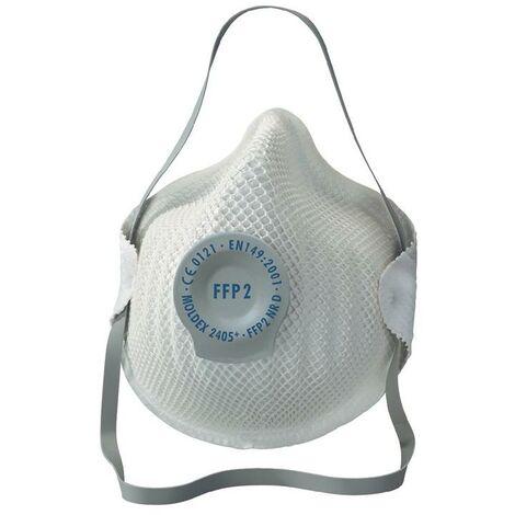 MOLDEX Atemschutzmaske Atemschutzmaske Klassiker 240515 FFP2 NR D mit Ausatemventil