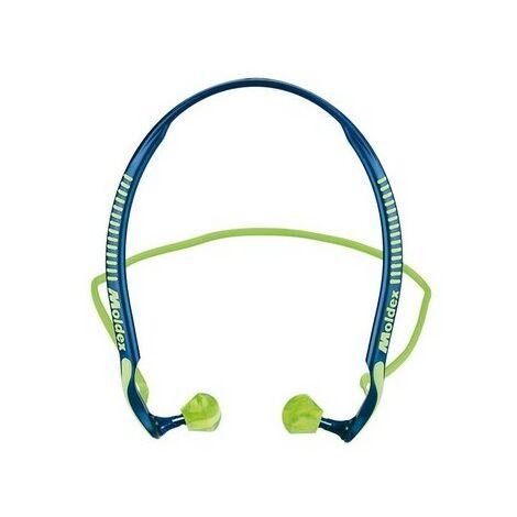 Moldex 670001 Banded Earplugs Jazz - Band SNR 23dB