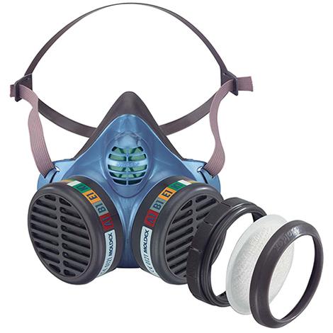 masque cartouche virus