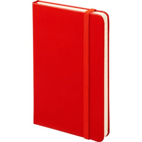 Moleskine Classic Pocket Hard Cover Ruled Notebook