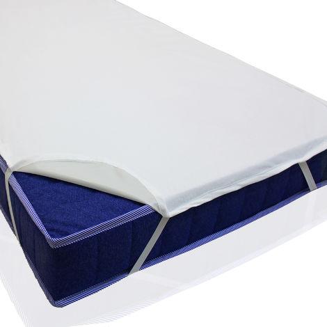Molton Betteinlage aus 100% Baumwolle in 11 verschiedenen Größen wählbar