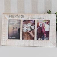 Moments Triple Photo Frame - Friends 4' x 6'