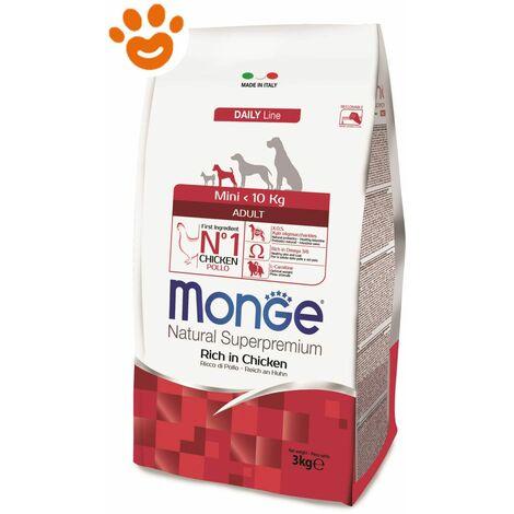 Monge Dog Mini Adult Pollo