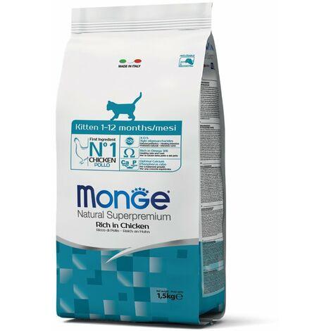 Monge Superpremium Kitten Pollo per gatti Monge