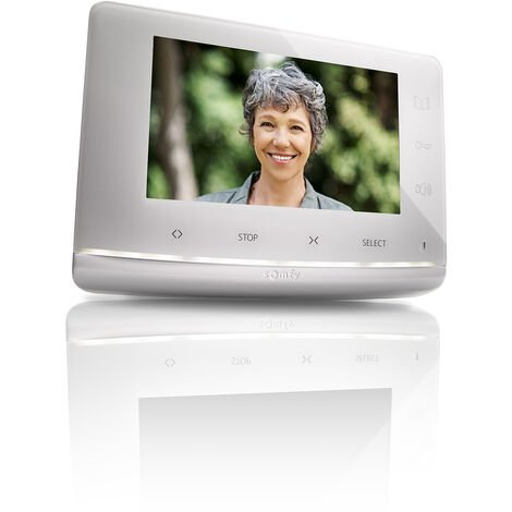 Moniteur intérieur additionnel Visiophone V300 - Somfy 2401548