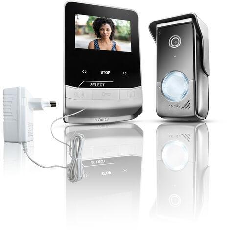Moniteur intérieur Visiophone V100+ Somfy - 1870536