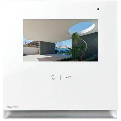 Monitor de Comelit manos libres intercomunicador de Video a Color de 4,3