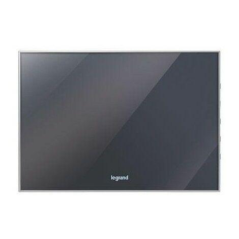 Monitor espejo manos libres Legrand 369225 2 hilos 7 OSCURO