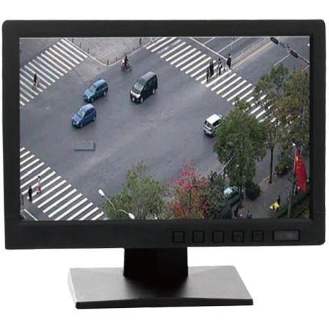 Monitor LED 10 Altavoces integrados salida BNC
