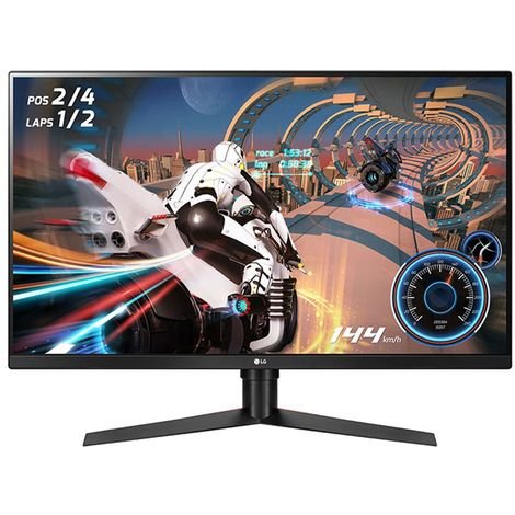 Monitor lg led ips 32gk650f 2560x1440