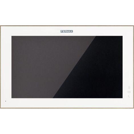 "Monitor WIT 10"" domótico POE BLANCO FERMAX 14811"
