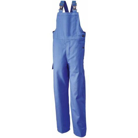 Mono de trabajo, Talla 52, 360 g/qm,azul grano