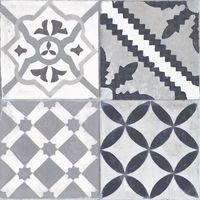 Mono Mix Tiles - 450x450x8mm