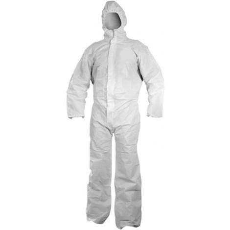 blanco//verde tipo 5//6 talla L 3m traje protector 4520