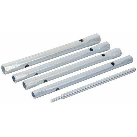 Monobloc Back Nut Tap Spanner 5pce 8/9, 9/11, 10/11 & 12/13mm