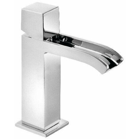 Monomando lavabo cascada libre Cuadro