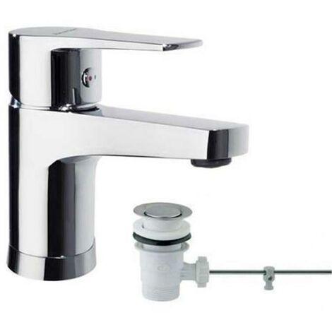 Monomando lavabo Titanium