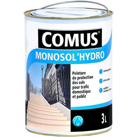 MONOSOL'HYDRO - COMUS - Trafic intense