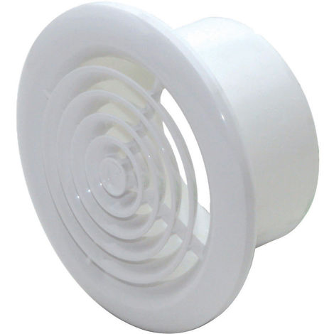 Monsoon Round Ceiling Diffuser (6907W)