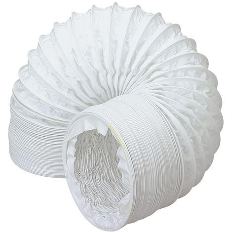 Monsoon Round Flexible PVC Hose 15M x 100mm (3615)