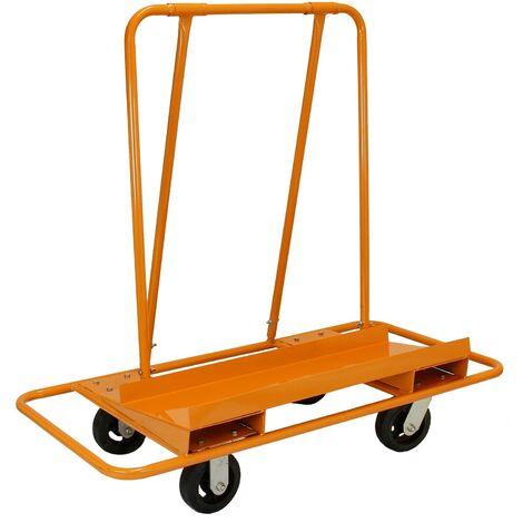 Monster Racking - Carrito para el Transporte de Placas de Escayola, Paneles, Madera Contrachapada y MDF 1000kg