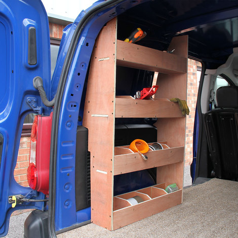 Monster Racking Citroën Berlingo II SWB Van Rack