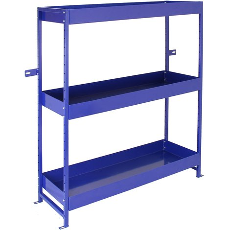 Monster Racking Lightning Metal Van Shelving Unit