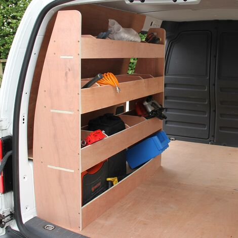 Monster Racking VW Caddy Transporter Van Rack