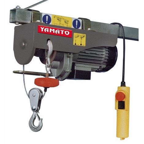 Schema Elettrico Per Montacarichi : Montacarichi verricello argano paranco elettrico yamato 125 250 kg