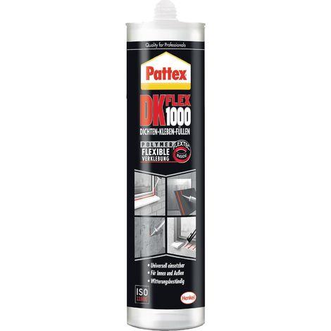 Montagekleber DK FLEX 1000 weiß 390g Kartusche PATTEX